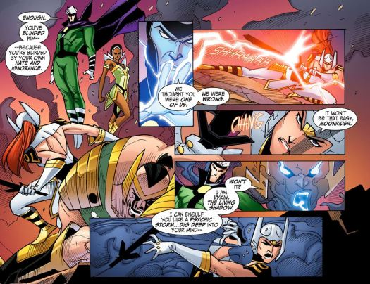 Justice League-Gods & Monsters No. 2-Uh, Oh!