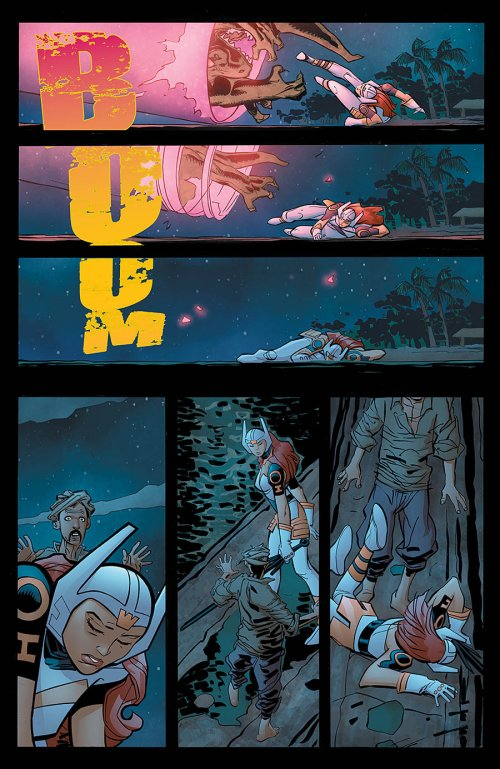 Wonder Woman-The Beast Is Gone!