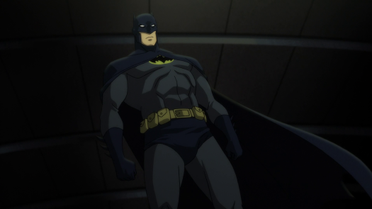 Batman II-Gotham Isn't Defenseless!