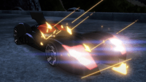 Batmobile-A Bulletstorm Is Nothing To Me!