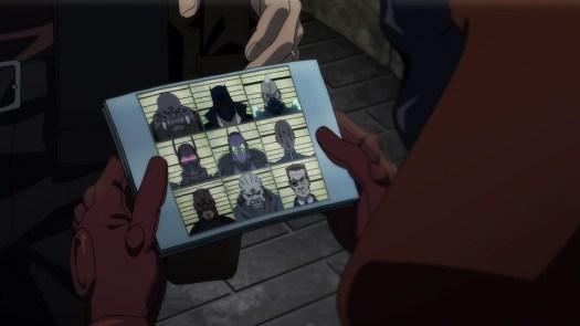 Batwoman-Helpful Info From Daddy!