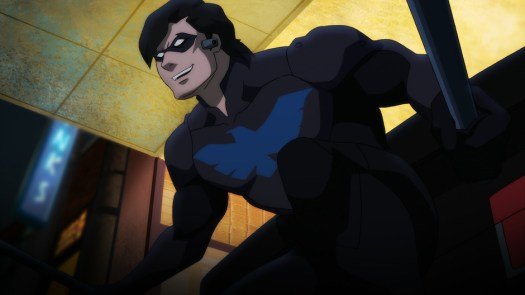 Nightwing-All's Well & Good In The Haven!
