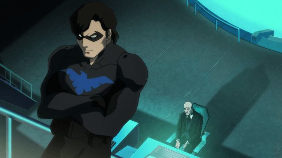 Nightwing-Bruce Has Been Gone For Far Too Long!