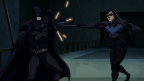 Nightwing-Forced To Fight A Mind-Controlled Master! (2)