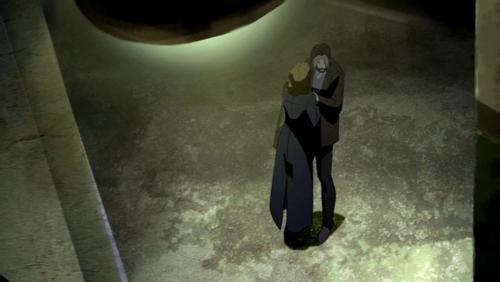 Stephen Strange-You're My Last Hope, Gina!