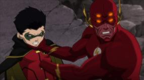 Flash-Robin Dies If I Slow Down!