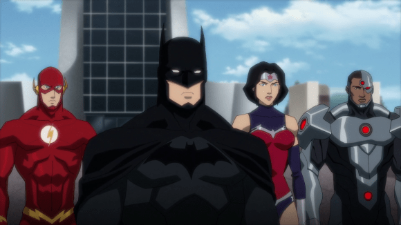 Justice League-Raven Is Coming With Us!