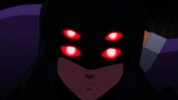 Raven-Tapping My Demonic Power!