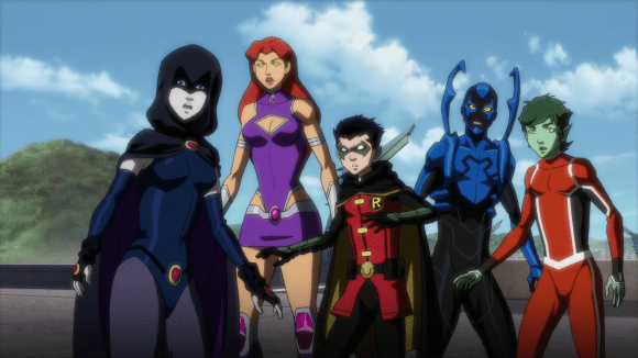 Teen Titans-More Trouble Is Afoot!