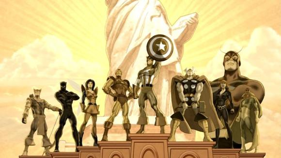 Avengers-Earth's Mightiest Heroes!