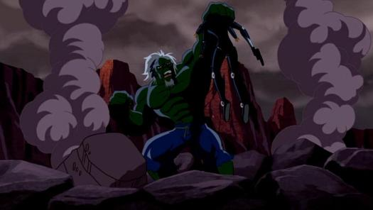 Hulk-Smash Stupid Robots!