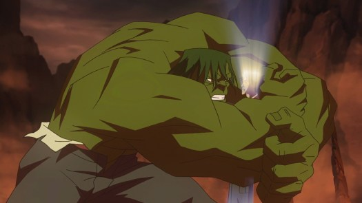 Bruce Banner-Time To Reunite!
