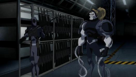 Deadpool & Omega Red-Teammates!
