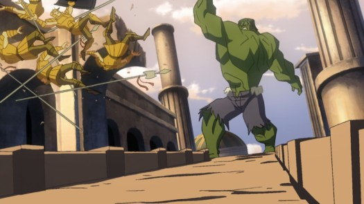 Hulk-Nothing Can Stop My Wrath!