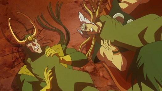 Hulk-Stupid Gods!