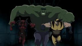 Wolverine-RUN!