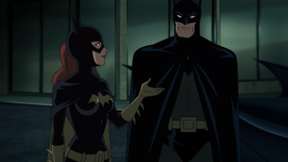 Batgirl-All Yours!