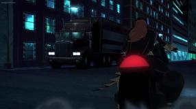 Batgirl-Hot Pursuit!