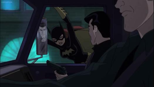 Batgirl-The Initial Encounter!