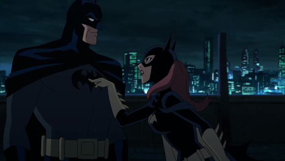 Batgirl-You Don't Get To Shun Me From An Investigation!