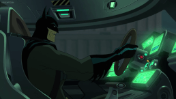 Batman-On The Hunt & With A Call!