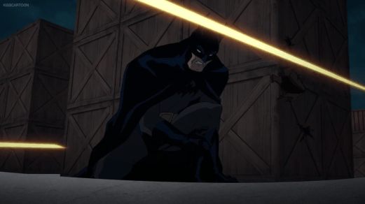Batman-The Hunter Becomes The Hunted!