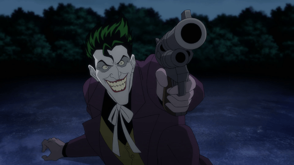 Joker-I Have A Killshot!