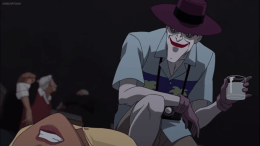 Joker-Take The Commish Out Back!