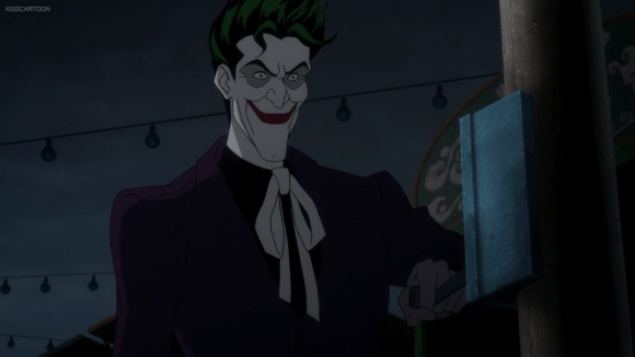 Joker-The Stage Is Set!