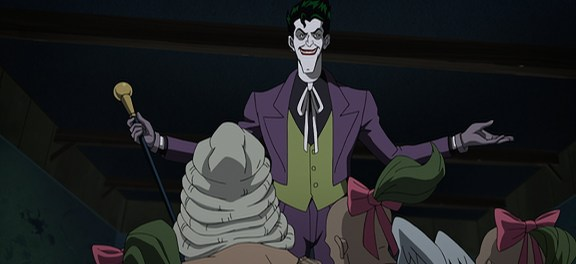 Joker-Welcome To Our Trial!