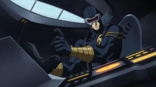 Cyclops-Hi, Logan!