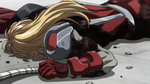 Omega Red-Permanently Down For The Count!