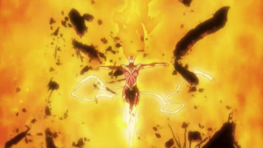 Phoenix-Feel My Wrath!
