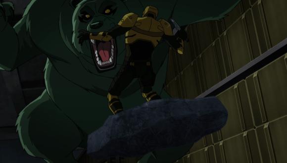 Beast Boy-On The Prowl!