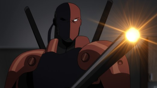Deathstroke-Termination Time!