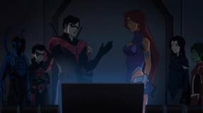Nightwing-Care To Move In With Me, Kori!
