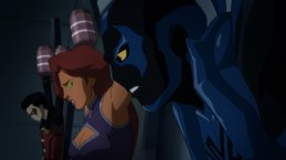 Teen Titans-How Could You Do This To Us, Terra!