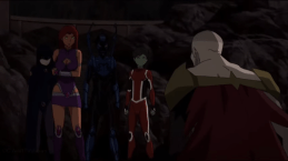 Teen Titans-It's Over, Blood!