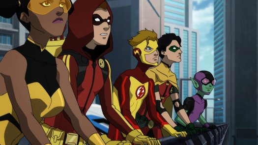 Teen Titans-Trouble From Afar!