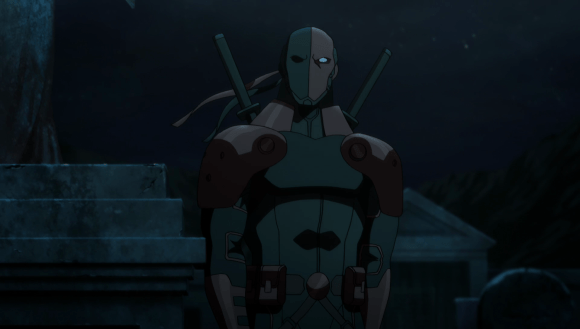 Deathstroke-H.I.V.E.'s Hired Agent!
