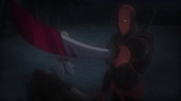 Deathstroke-I'm No Knight In Shining Armor!