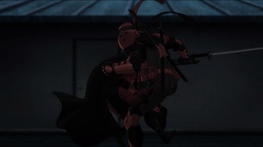 Deathstroke-You've Gotten Weaker Since We Last Met, Damian!