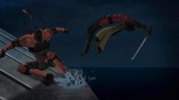 Robin-Let's Duel Again, Deathstroke!