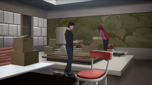 Teen Titans-Moving Day Is Upon Them!