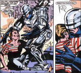 RoboCop #12-You're Saved, Son!