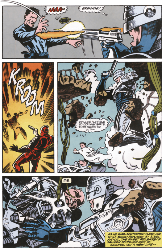 RoboCop #13-Surprise Within The Shoot-Out!