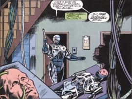 RoboCop #15-Come On Out, Donnie Boy!