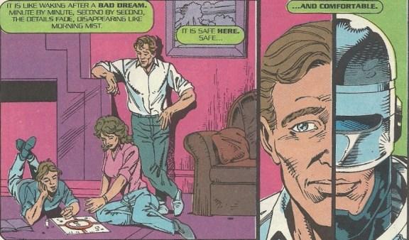 RoboCop #16-Alex In His Fantasy!
