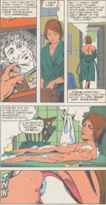 RoboCop #17-Relaxing To Anne's Back-Story!