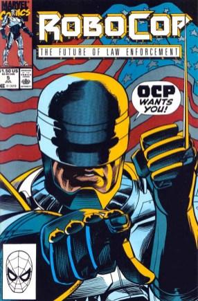 RoboCop #5 (Marvel)